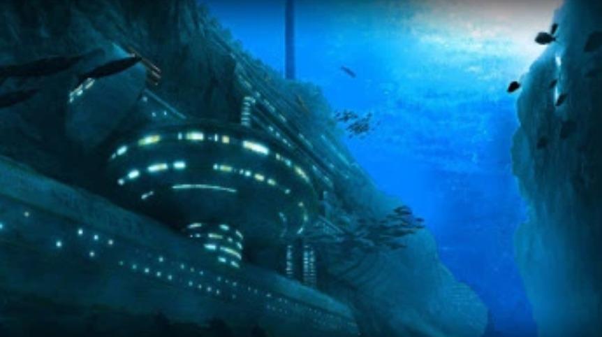 Underwater Area 51