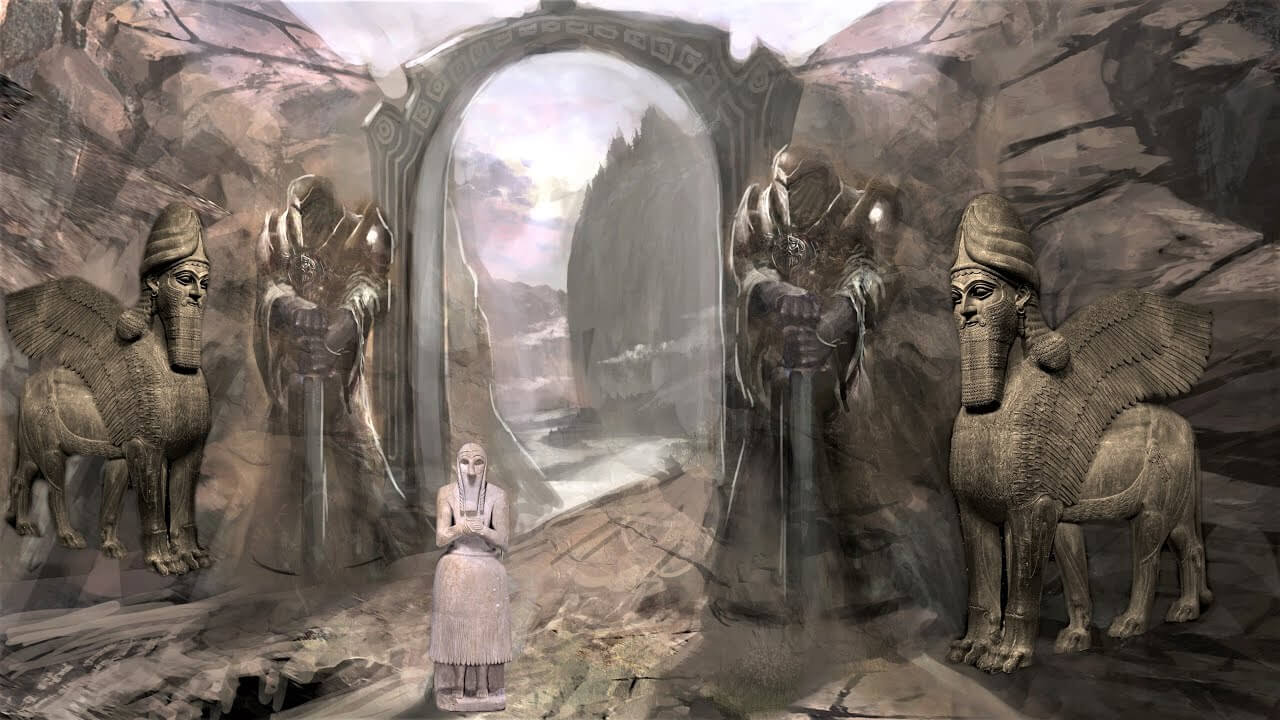 Ancient Sumerian City Discovery