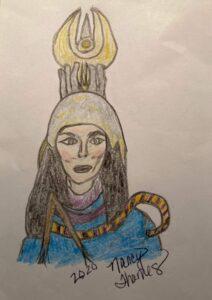 Anunnaki Alien Queen